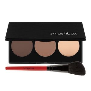 Smashbox Contour Kit Light Medium w Brush